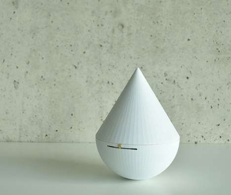 Air Quality-Improving Aerometers - The Momentum Device Lets Home Owners Monitor the Air Around Them