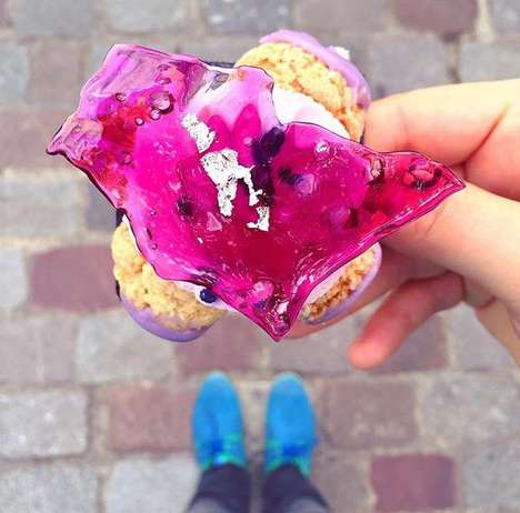 Parisian Dessert Portraits - This Instagram Account Displays Only Artistic French Treats
