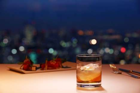 Movie Set Whiskey Classes - This Japanese Whiskey Tasting is in the Bar from Lost in Translation