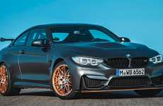 Water-Injected Cars - The BMW M4 GTS Uses Water Injection to Maintain a Cool Combustion Temperature