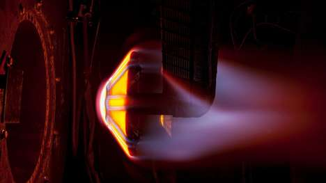 Martian Probe Shields - NASA's ADEPT Heat Shield is Designed For Next-Generation Space Travel