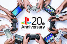 Gaming Console Anniversaries