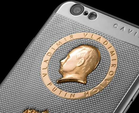 Luxurious Presidential Smartphones