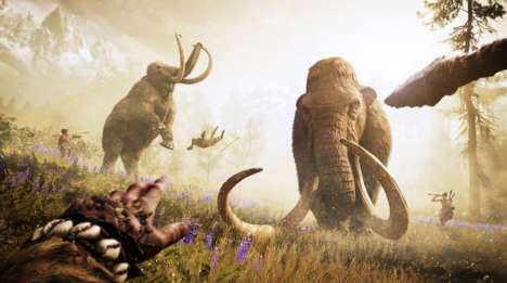 Primal Survival Games - Far Cry Primal is Set In An Epic and Re-imagined Stone Age Setting