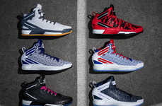 Customizable Basketball Sneakers