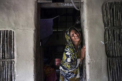 Vulnerable Bangladeshi Photos - 'Climate Crisis in Bangladesh' Documents Nature's Impact on the Poor