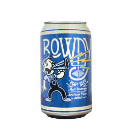 Alcoholic Root Beers - The Berghoff Rowdy Root Beer is a Nostalgic Cocktail for Adults