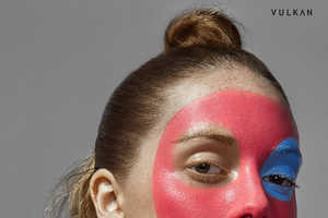 This 'Geometric Beauty' Photoshoot Uses Skin as its Canvas