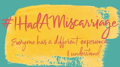 Comforting Miscarriage Cards - This Line of Greeting Cards Addresses Miscarriage and Pregnancy Loss