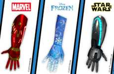 Open Bionics Updates it's Lineup with Prosthetics for Superhero Fans
