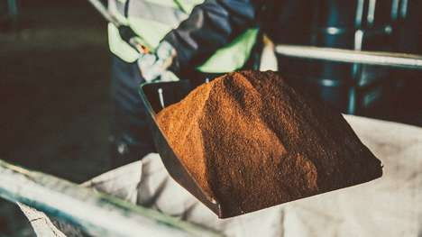 Coffee-Based Biofuels - Bio-Bean Turns Leftover Coffee Grounds Into Usable Biofuels