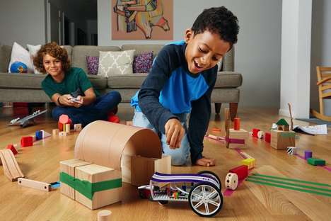 Robotics-Teaching Kits - The Gadgets & Gizmos Kit is Designed For Young Makers