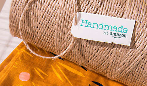 Online Handicraft Markets - The 'Handmade at Amazon' Store Sells Genuine Handicrafts