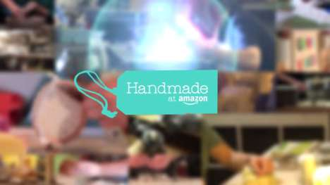 Online Artisan Boutiques - 'Handmade at Amazon' Sells Factory-Free Items from Over 60 Countries