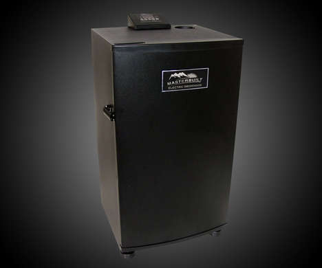 Modern Meat Smokers - The Masterbuilt Electric Digital Smoker Makes Making Meals Easier Than Ever