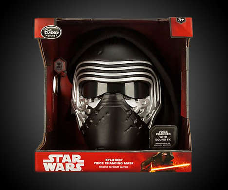 Sci-Fi Villain Masks - These Star Wars Voice-Changing Masks Will Instantly Transform the Wearer