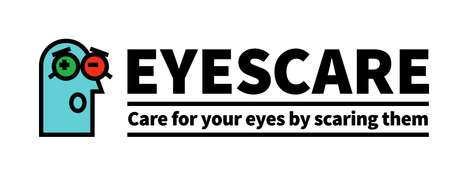 Screen-Staring Interruption Apps - Eyescare Flashes Foul Images to Stop You From Staring at a Screen