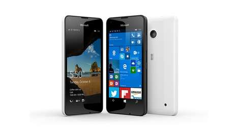 Shoestring Budget Smartphones - The Microsoft Lumia 550 Can Be Yours For Only $140