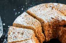 This Angel Food Cake Recipe is Light and Filled with Aromatic Spices