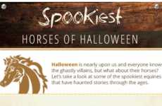 This Infographic Chronicles the Scariest Horses of Halloween