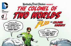 Fast Food Comic Books