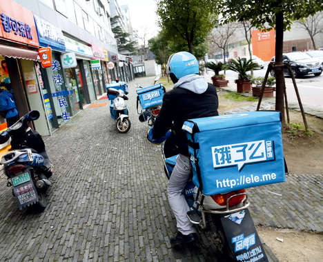 83 Food-Based Delivery Services