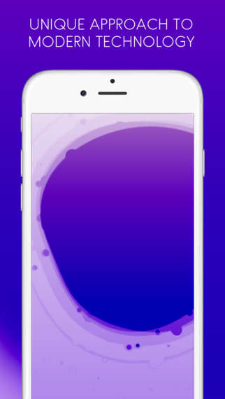 Mental Relaxation Apps - The PAUSE App Uses Color to Emanate a Calming State of Mind