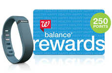 Rewarding Activity Trackers - This Retail Chain Rewards Healthy Habits with Store Discounts