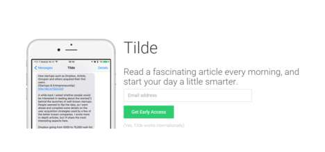 Educational News Apps - This App Supplies Users with Articles That Support Lifelong Learning