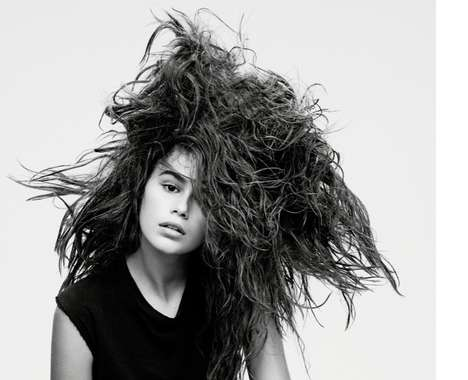 Hair-Raising Editorials