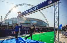 Captivating Fan Experiences - A Series of Wasserman Interactive NFL Experiences Hit London