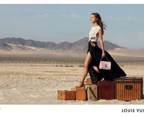 Wanderlust Fashion Ads