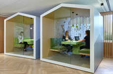 Digitized Immersive Offices - This Office Provides a Hands-On Brand Experiences Center