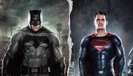 Revamped Hero Costumes - The Costumes for the 'Batman v Superman' Film have Been Elegantly Recreated