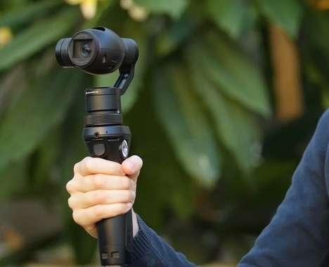 Stabilized 4K Cameras