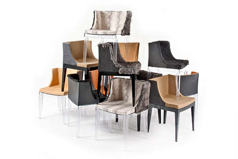 Musician-Designed Furniture Collections - The New CB2 Collection Features Designs by Lenny Kravitz