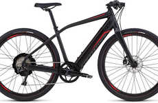 Self-Adjusting Electric Bicycles - The Specialized Turbo S Adjusts Performance To Suit Your Needs