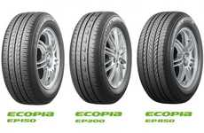 Eco-Friendly Tires - Bridgestone ECOPIA Tires Improve Fuel Economy and Decrease Carbon Output
