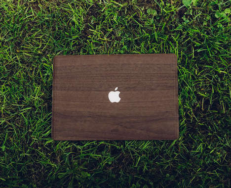 Carved Laptop Protectors
