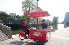 Bike-Powered Pastry Shops