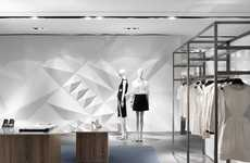 Neutral Couture Retail Spaces