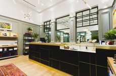Aristocratic Gentlemen's Salons - The Murdock Soho Salon is a Classic