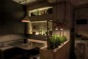 This Munich Restaurant is Located Inside an Ordinary House