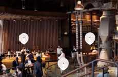 Experiential Coffee Bars - The Roastery and Tasting Room Provides an Interactive Coffee Journey