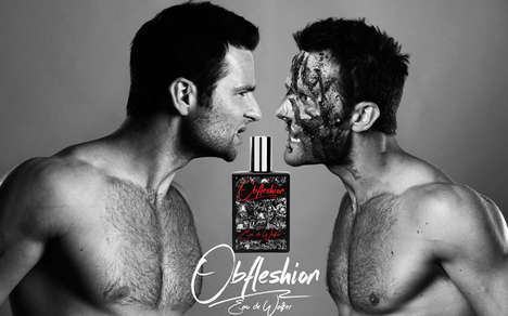 Repulsive Undead Perfumes - The 'Obfleshion' Scent Helps Walking Dead Fans Smell Like a Zombie