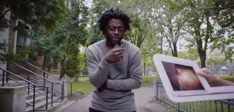 Informative Rapping Ads - 'Kijiji Raps' Puts a Musical Spin on Online Classifieds