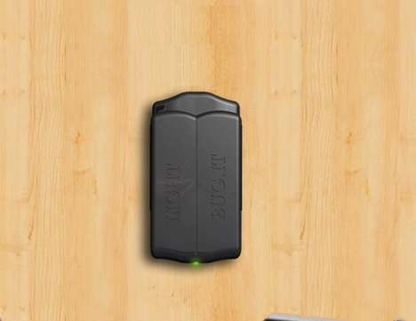 Miniature GPS Trackers - The LightBug is the World's Smallest Tracker that Can Be Affixed Anywhere