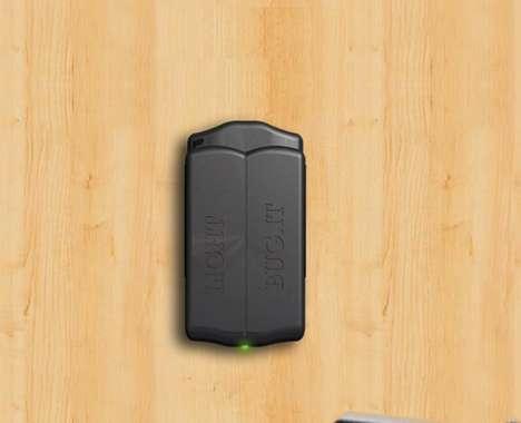 Miniature GPS Trackers