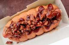 Soda-Infused Hot Dogs - Disneyland Tokyo's Theme Park Food Includes Coke-Flavored Hot Dogs