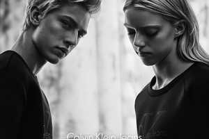This Calvin Klein Jeans Ad Stars Lucky Blue and Pyper America